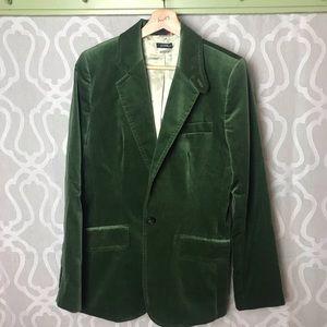 Fantastic NWT JCREW velvet jacket!